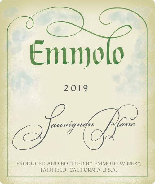 Emmolo Sauvignon Blanc Napa Valley 2019