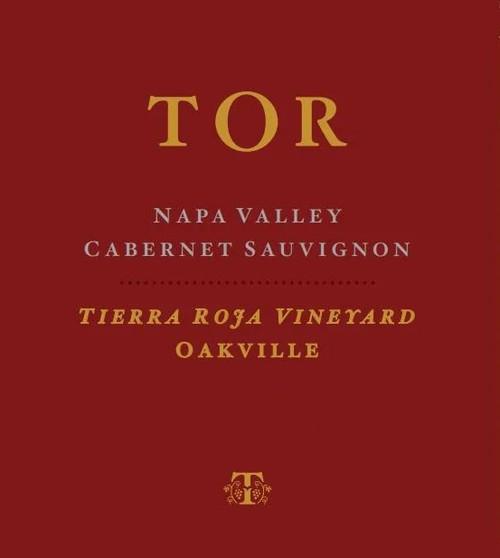 Tor Kenward Cabernet Sauvignon Oakville Tierra Roja Vineyard 2018