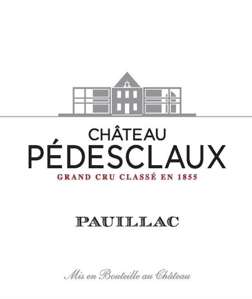 Pédesclaux Pauillac 2018