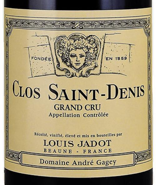 Jadot Clos St-Denis 2019