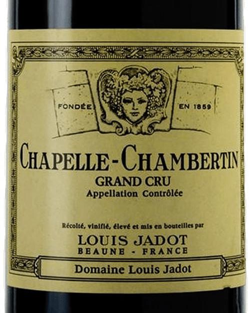 Jadot Chapelle-Chambertin 2019