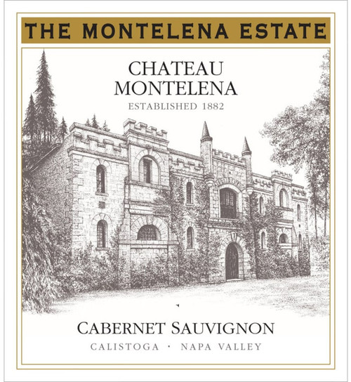 Montelena Cabernet Sauvignon Napa Valley Estate 2016