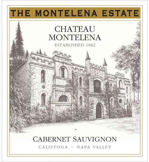 Montelena Cabernet Sauvignon Napa Valley Estate 2017