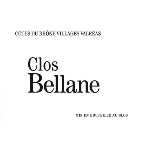 Clos Bellane Côtes du Rhône-Villages Valréas 2018