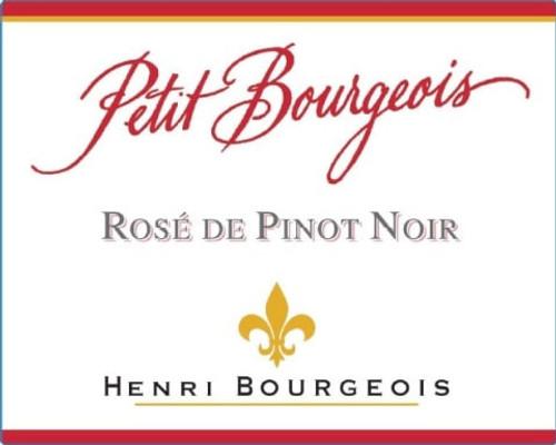Bourgeois/Henri Pinot Noir VDP Vale de Loire Rosé Petit Bourgeois 2019