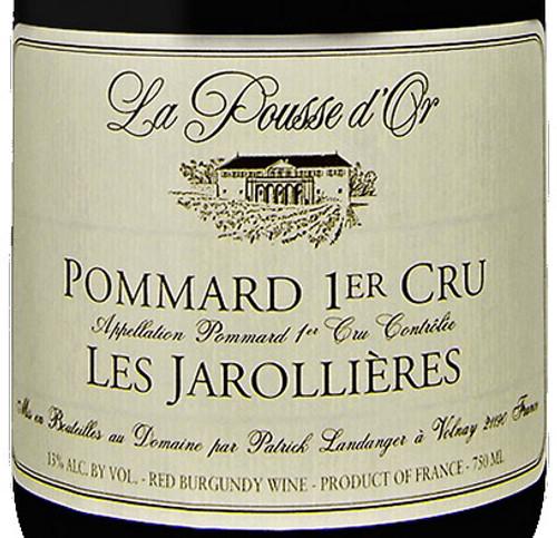 Pousse d'Or Pommard 1er cru Les Jarollières 2019