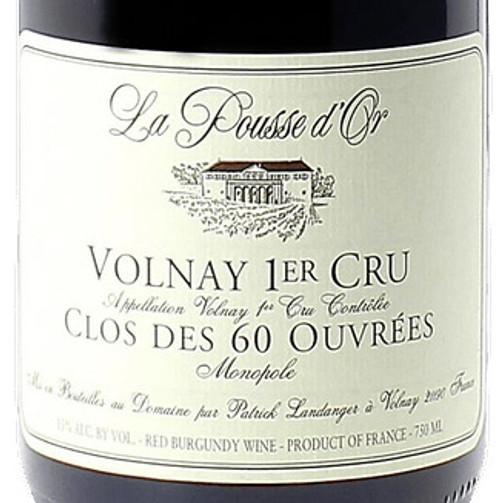 Pousse d'Or Volnay 1er cru Caillerets Clos des 60 Ouvrées 2019