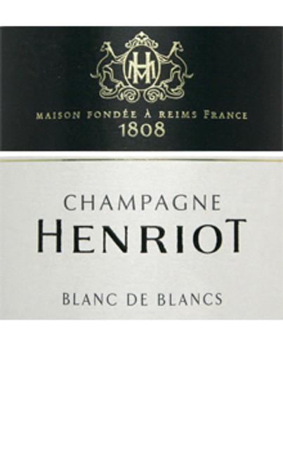 Henriot Brut Champagne Blanc de Blancs NV 375ml
