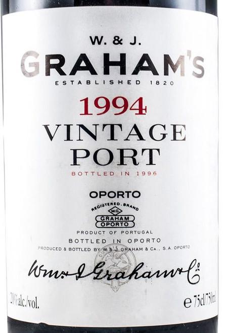 Graham's Vintage Port 1994 375ml