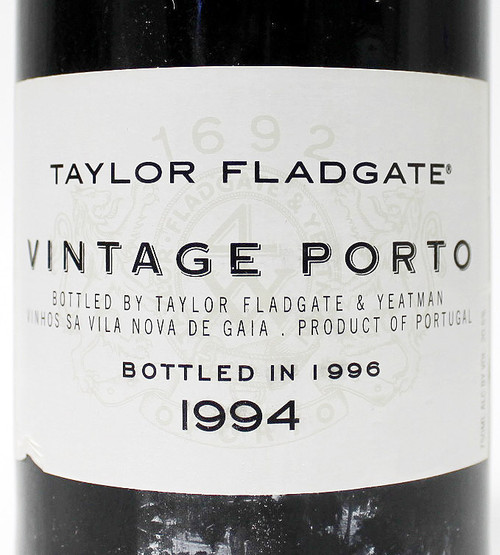 Taylor Fladgate Vintage Port 1994 375ml