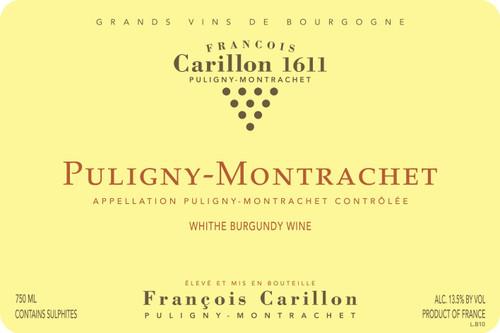Carillon/François Puligny-Montrachet 2018