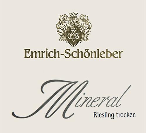 """Emrich-Schönleber Riesling Trocken """"Mineral"""" 2020"""