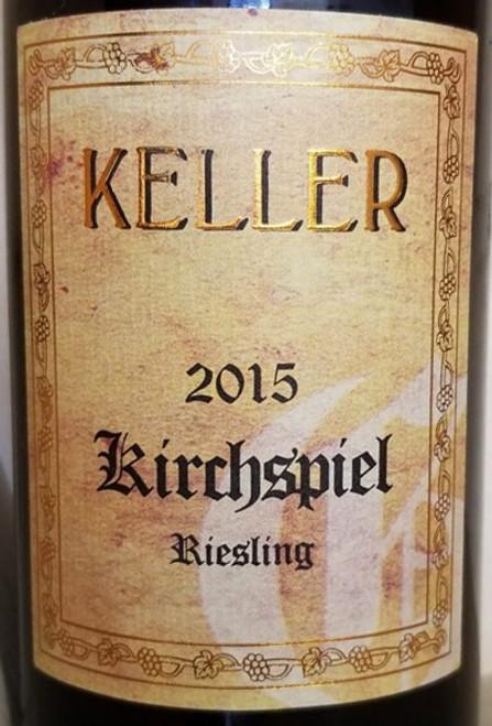 Keller Riesling Westhofen Kirchspiel Grosses Gewächs 2015