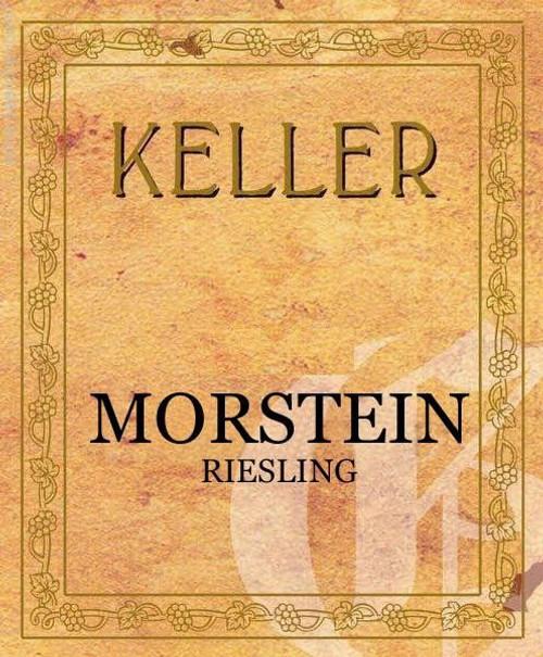 Keller Riesling Westhofener Morstein Grosses Gewächs 2015