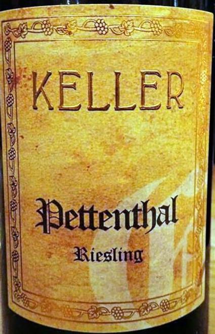 Keller Riesling Niersteiner Pettenthal Grosse Lage 2015