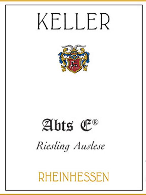Keller Riesling Auslese Westhofener Abtserde Goldkap 2015