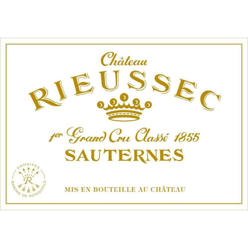 Rieussec Sauternes 2015
