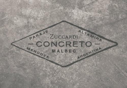 Zuccardi Malbec Mendoza Concreto 2016 1.5L