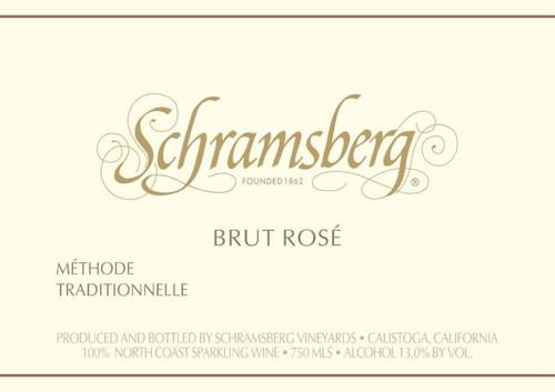 Schramsberg Brut Rosé North Coast 2017
