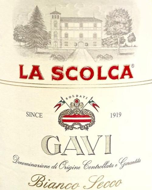 La Scolca Gavi Bianco Secco (White Label) 2019