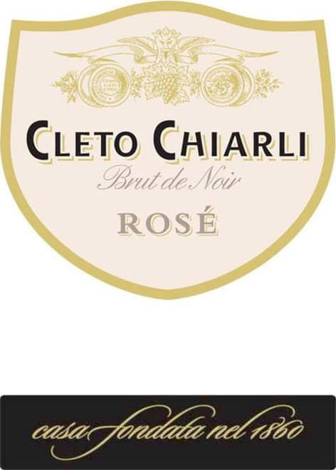 Cleto Chiarli Brut de Noir Rose Spumante NV