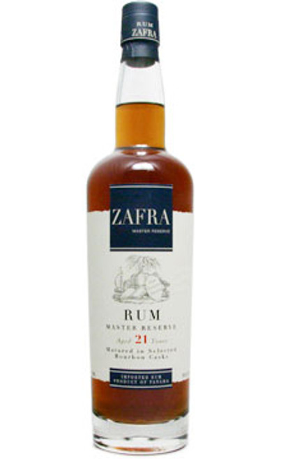 Zafra Master Reserve Rum Aged 21 Years