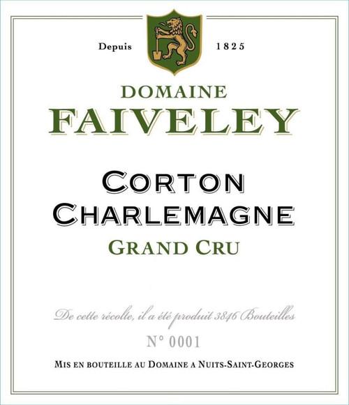 Faiveley Corton-Charlemagne 2018 1.5L