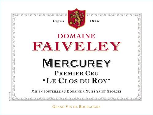 Faiveley Mercurey 1er cru Clos du Roy 2018 1.5L