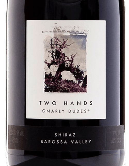 Two Hands Shiraz Barossa Valley Gnarly Dudes 2018