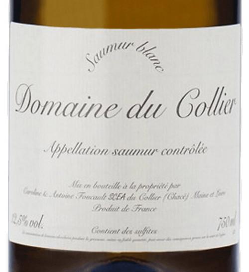Domaine du Collier Saumur Blanc 2016