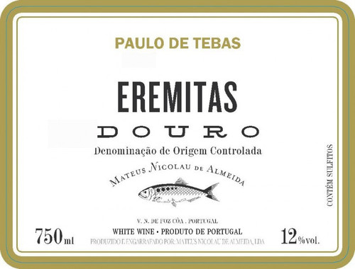 Mateus Nicolau de Almeida Douro Eremitas Paulo de Tebas 2018