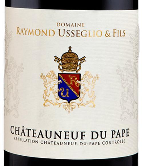 Usseglio/Raymond Châteauneuf-du-Pape 2019