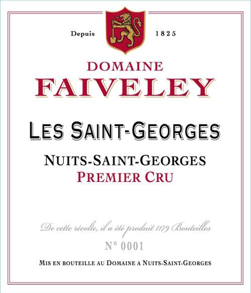 Faiveley Nuits-St-Georges 1er cru Les St-Georges 2014 1.5L