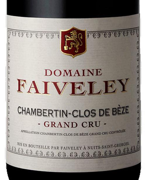 Faiveley Chambertin-Clos de Bèze 2012 3L