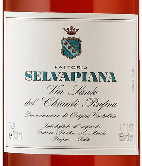 Selvapiana Vin Santo del Chianti Rufina 2012 500ml