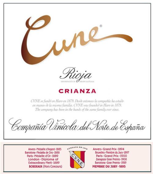 Cune Rioja Crianza 2017