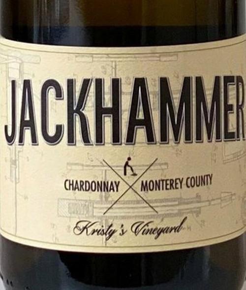Jackhammer Pinot Noir Monterey County Kristy's Vineyard 2018