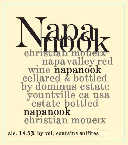 Dominus Napanook Napa Valley 2018