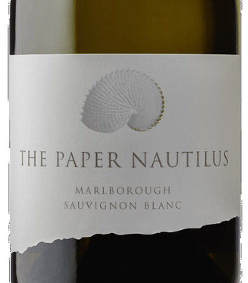 Nautilus Sauvignon Blanc Marlborough The Paper Vineyard 2019