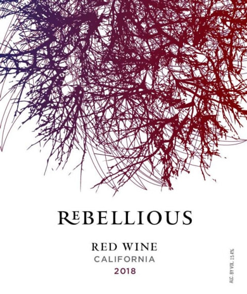Rebellious Red Blend California 2018