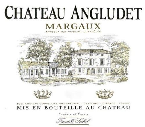Angludet Margaux 2018
