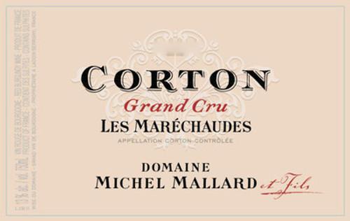 Mallard/Michel Corton Maréchaudes 2016