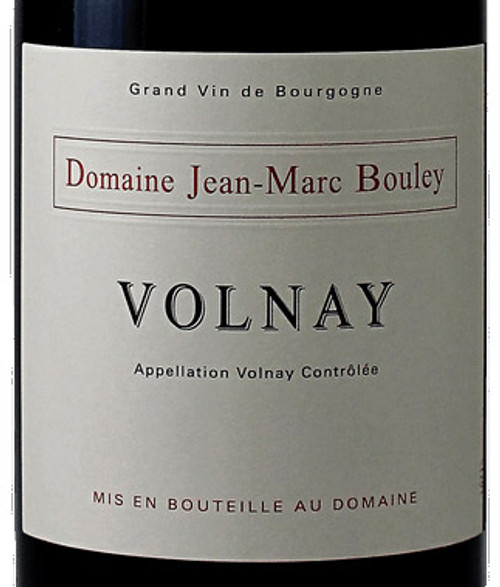 Bouley/Jean-Marc Volnay 2017