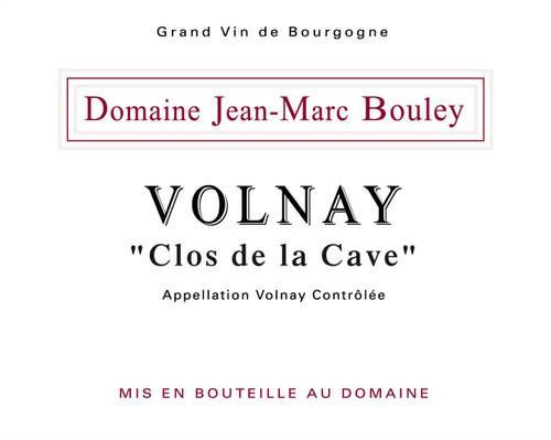 Bouley/Jean-Marc Volnay 1er cru Clos de la Cave 2016