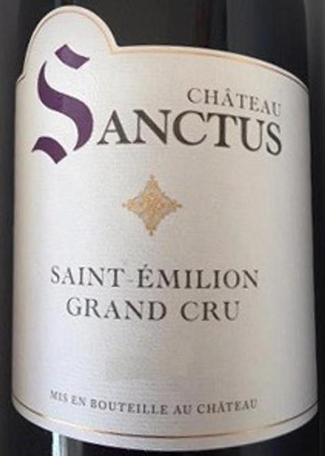 Sanctus St-Emilion 2016