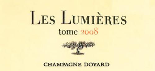 Doyard Extra Brut Champagne Grand Cru Les Lumières 2008