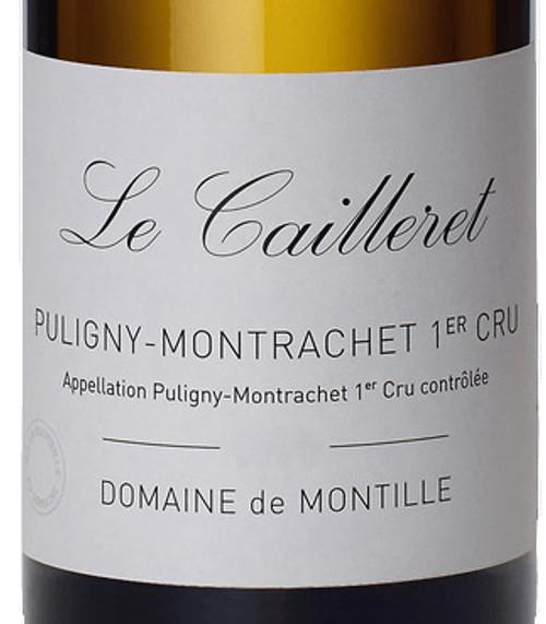 De Montille Puligny-Montrachet 1er cru Cailleret 2018