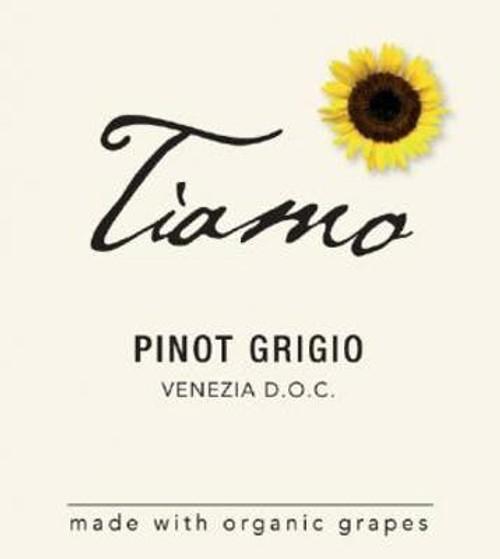 Tiamo Pinot Grigio delle Venezie 2019