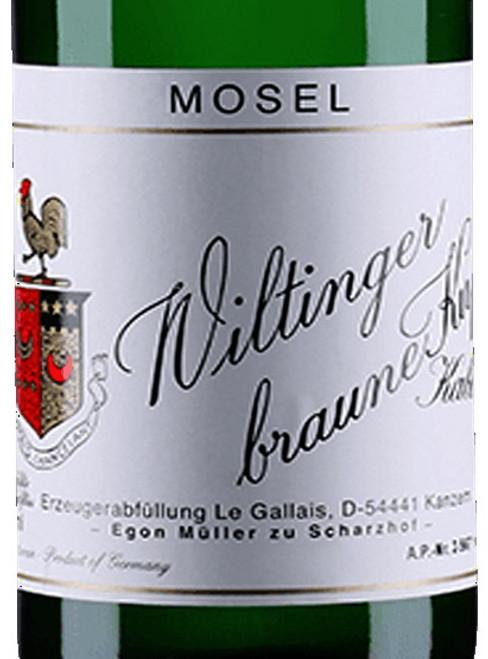 Müller/Egon Riesling Kabinett Wiltinger Braune Kupp 2019