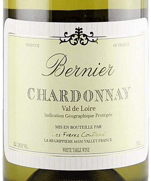 Les Frères Couillaud Chardonnay Val de Loire Bernier 2019